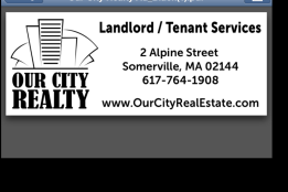 Our City Realty