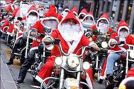 santa bikes
