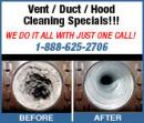 Vent cleaning ad square