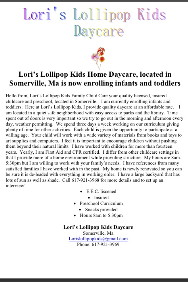 Daycare rate increase sle letter 28 images sle appointment daycare rate increase sle letter altavistaventures Choice Image