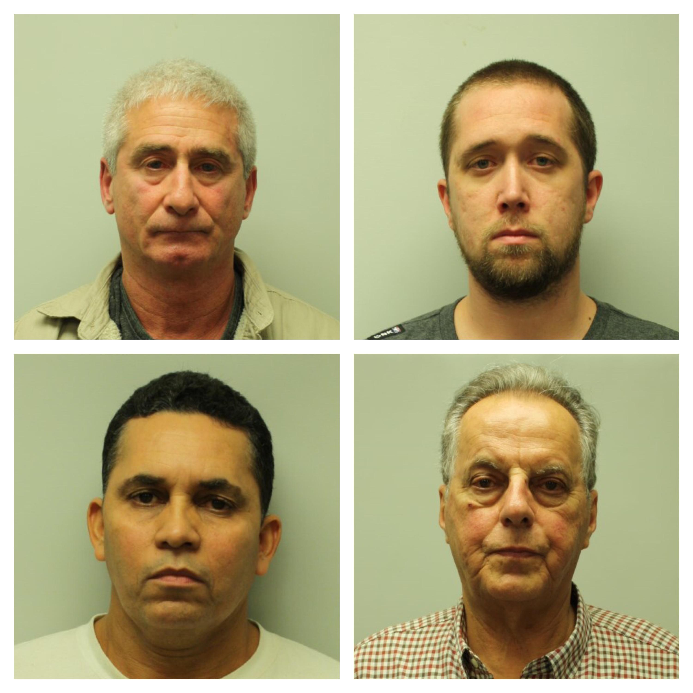 "Tewksbury PD ""John"" Sting Nets 5 Arrests – Boston News Group"